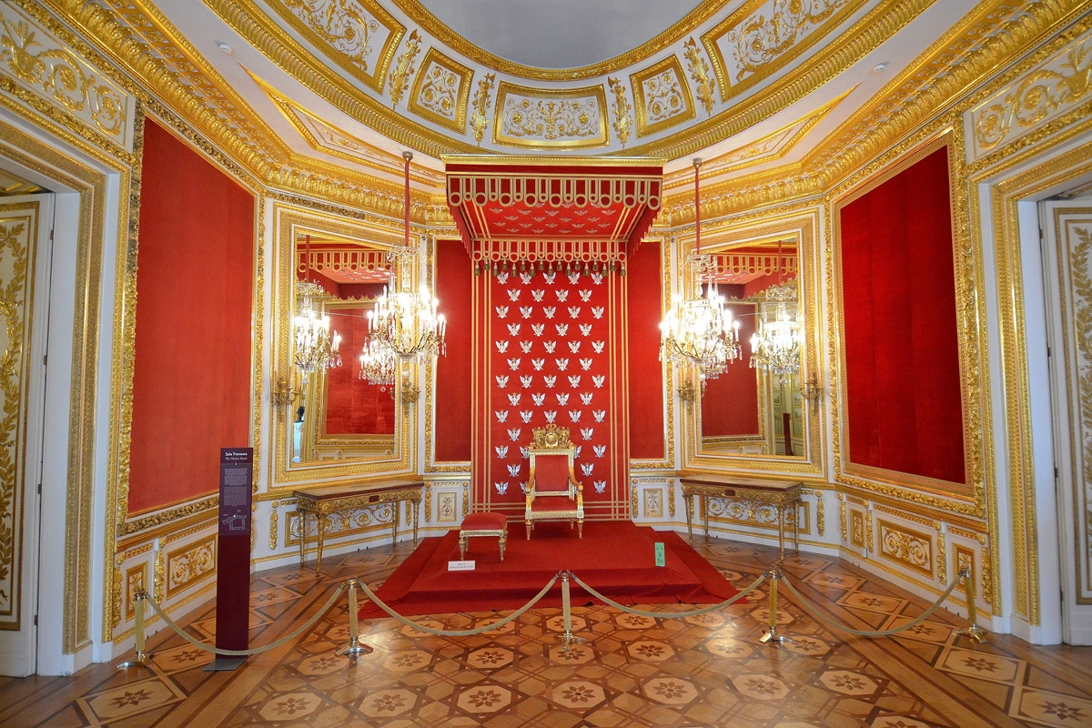 Throne Rooms